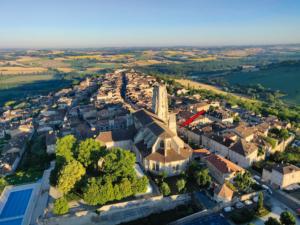 Gite de cathédrale Lectoure Gers